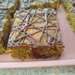 keto caramel chocolate chip blondies watertown wi